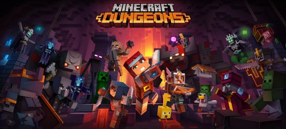 Minecraft Dungeons Guide