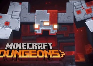 Minecraft Dungeons Best Unique Weapons