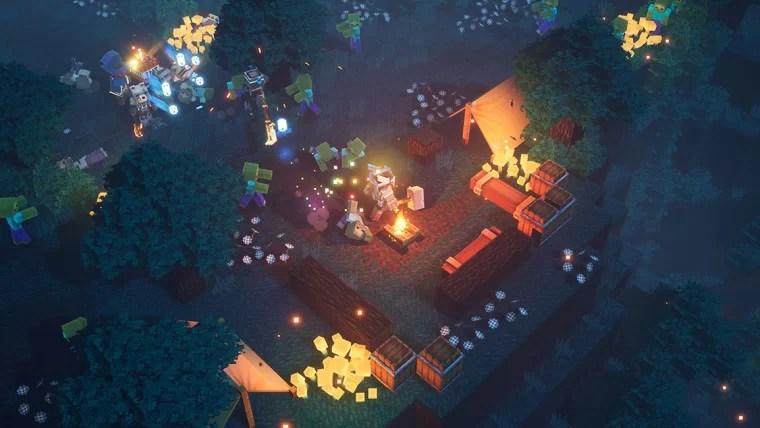 Minecraft Dungeons screenshot
