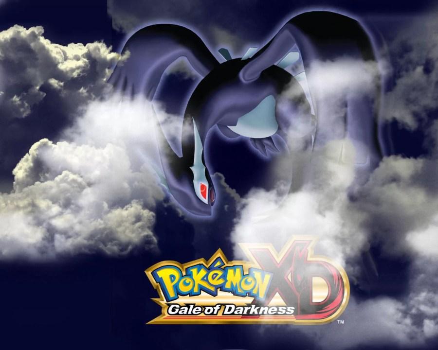 Pokemon XD: Gale of Darkness keyart