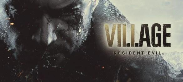 Resident Evil Village keyart