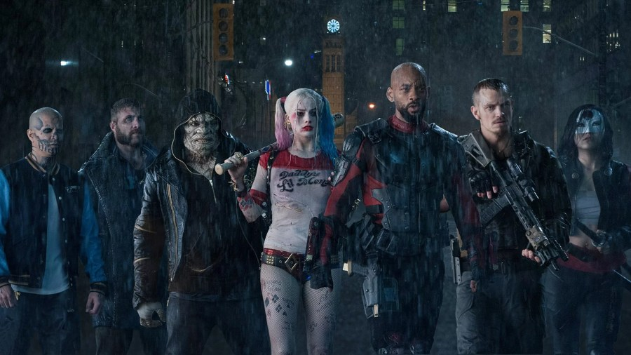 Suicide Squad Screenshot