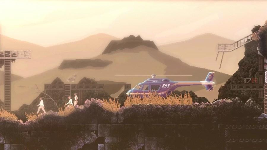 Carrion screenshot