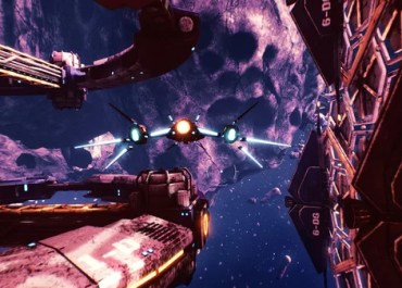 Redout: Space Assault screenshot