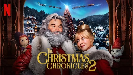 The Christmas Chronicles Part 2