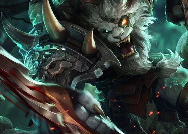 League of Legends keyart