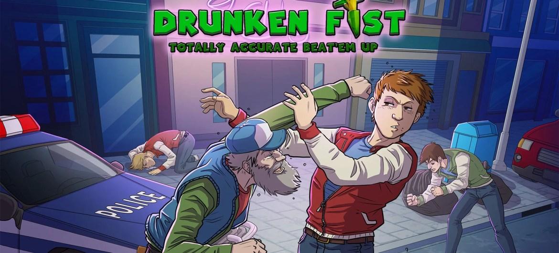 Drunken Fist keyart