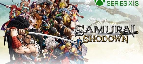Samurai Shodown keyart