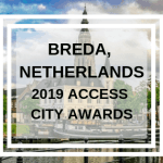 Breda, Netherlands wins 2019 Access City Awards