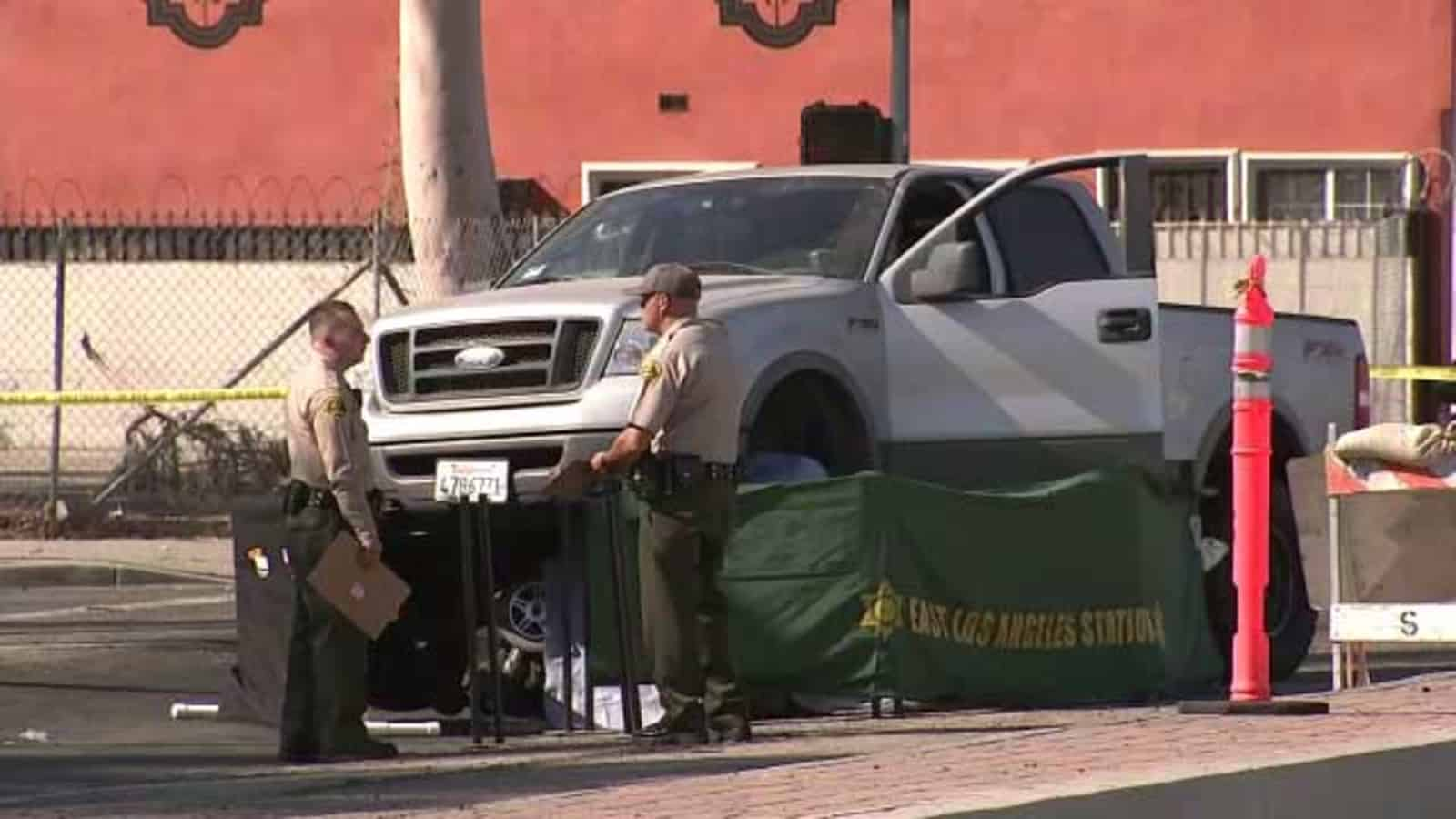 Man in wheelchair fatally struck by pickup truck in Commerce