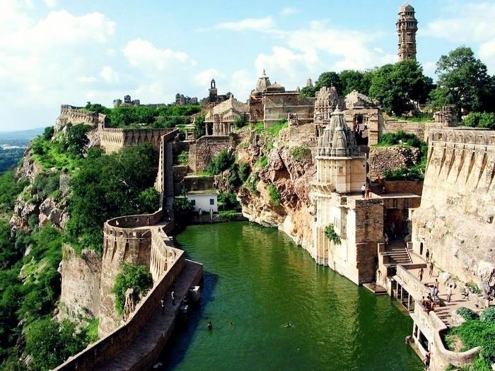Image result for Chittorgarh Fort