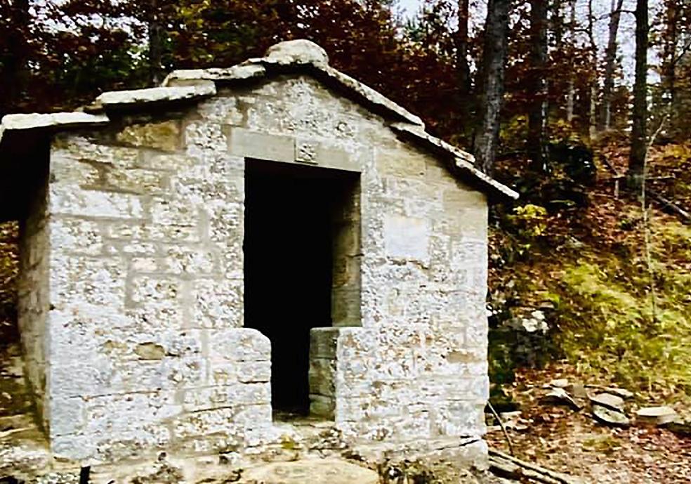 Trail 4 | La Fonte di San Francesco - Chiusi Verna Bike