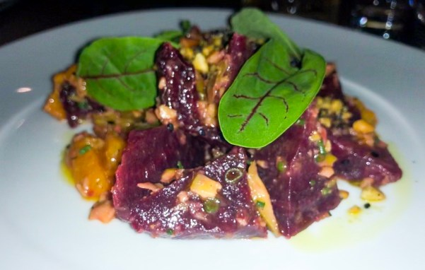 Good Fortune's Marinated Beets