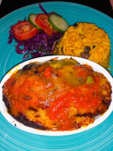 Casa Yari's Vegetarian Lasagna