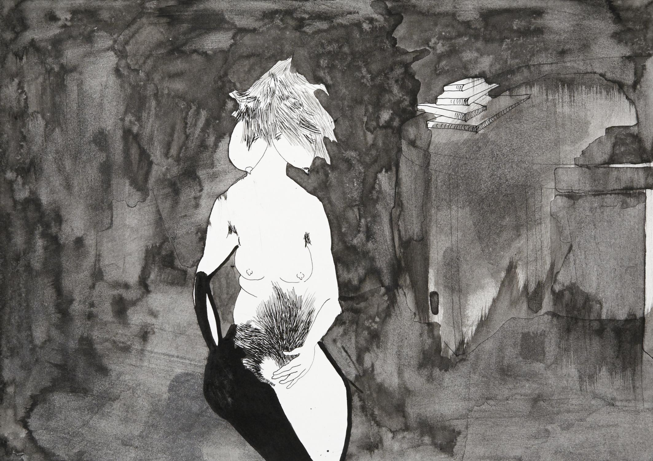 Feminismus Zeichnung Drawing