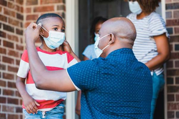 The Ultimate Guide to COVID-19 Masks | Children's Hospital Los Angeles