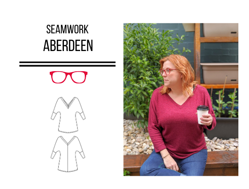 Seamwork Aberdeen (Make Nine finish!)