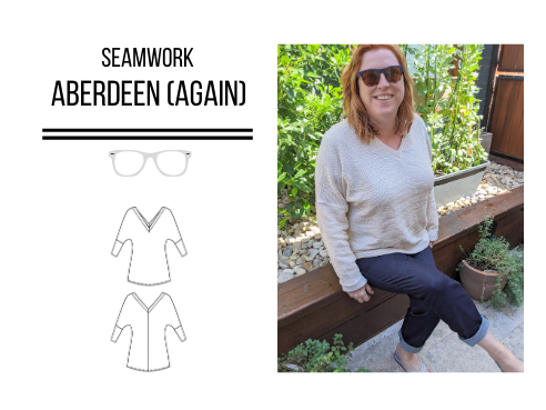 (Another) Seamwork Aberdeen – modified