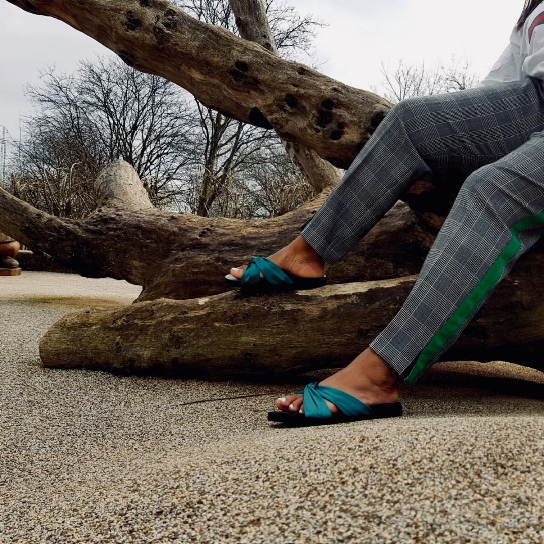 Styling Footwear For Summer '18