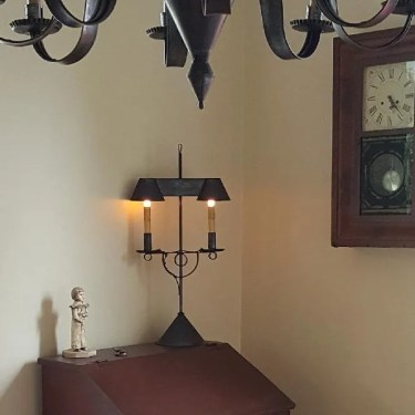 """Standard Table Lamps 25-30"""""""
