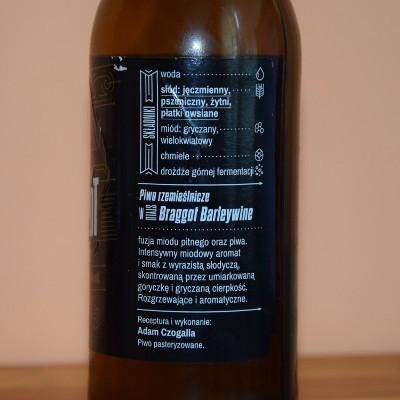Braggot Barleywine
