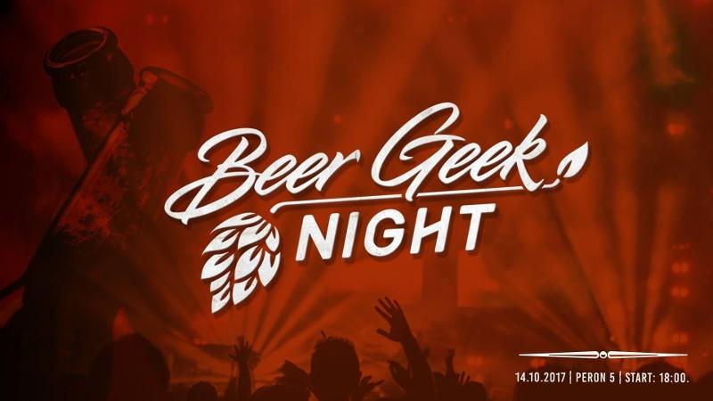 Beer Geek Night 2017