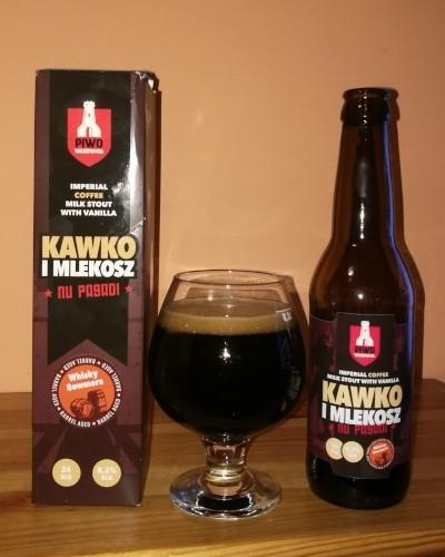 Kawko i Mlekosz Whisky Bowmore BA