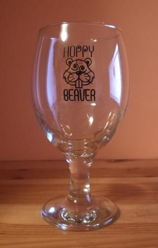 Pokal - Hoppy Beaver