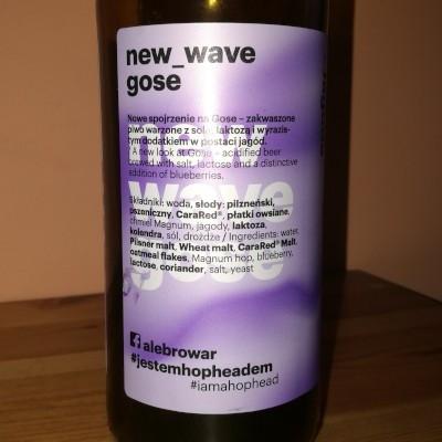 New Wave Gose Blueberry