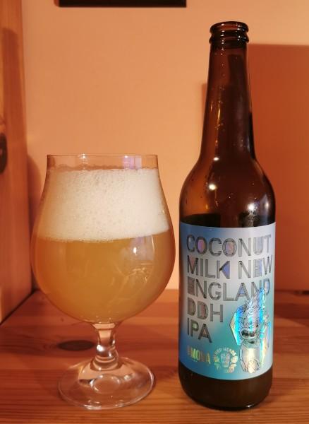 Coconut Milk New England DDH IPA