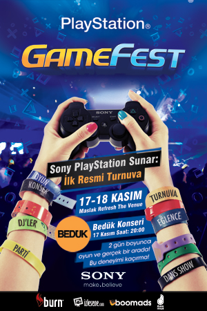 PlayStation GameFast