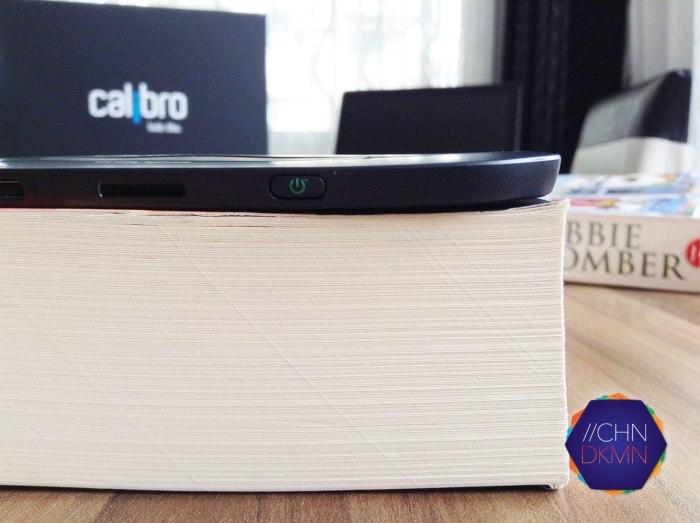 calibro e-kitap okuyucusu incelemesi