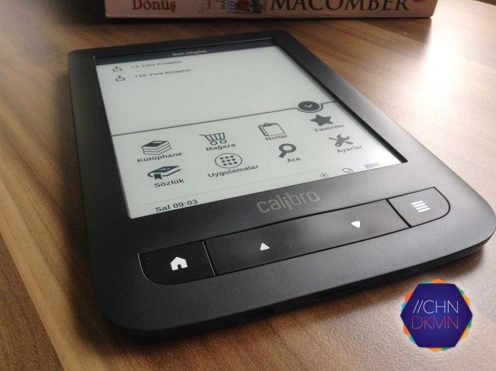 e-kitap okuyucusu inceleme