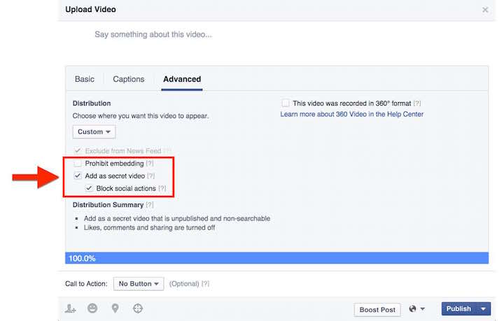 7 Tips For Publishing An Engaging Facebook Video