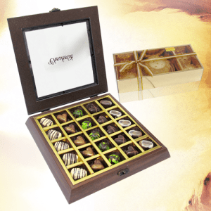 25 pc. Exclusive Chocolate Gift Box