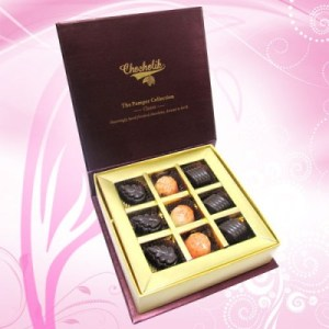 New Gorgeous Chocolate Gift Collection