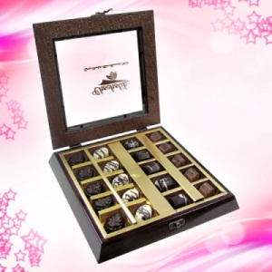 Sophisticated Chocolate collection