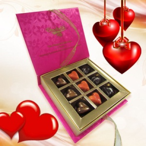Triple Excellence Chocolates box