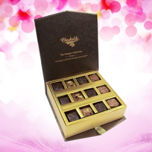 Exquisite Chocolate 12 Pc. Collection box