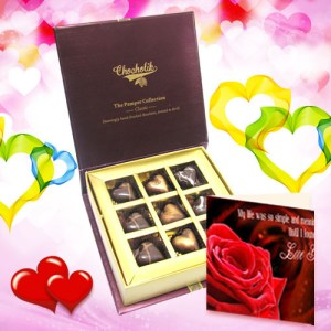 Heart Special Chocolate Collection