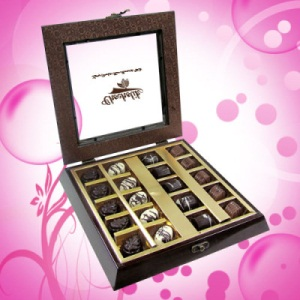 Occasional flavor chocolate box