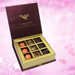 The Magical Chocolate Collection Box