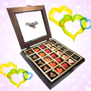 Mesmerizing Treasure Chocolates