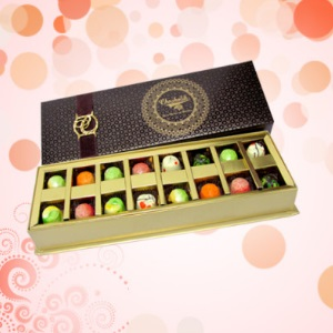 16 pc. Chocolate Bonanza Gift Box