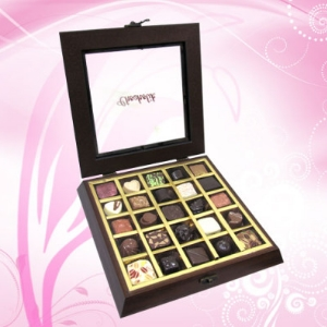 exclusive chocolate collection