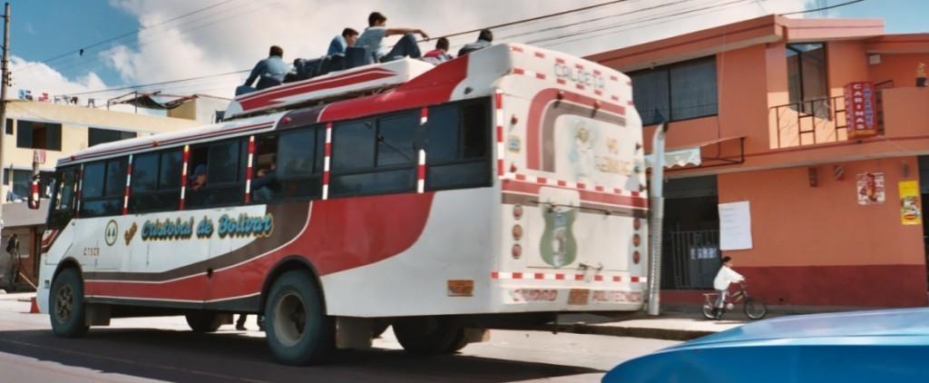 Quito Bus