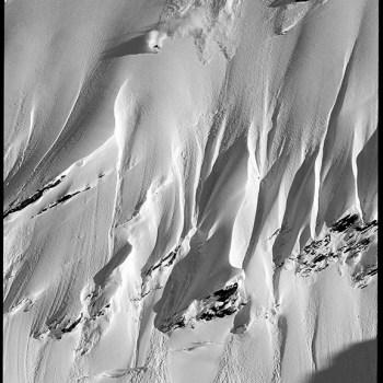 Wendy Fisher Skiing Valdez, Alaska