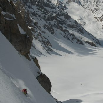 Hilaree O'Neill Skiing at 18,000 ft Himalaya