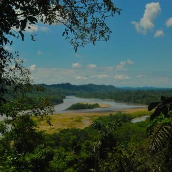 Napo River Amazon Ecuador