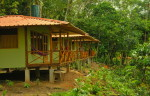 Yachana Lodge Room Amazon Ecuador ext